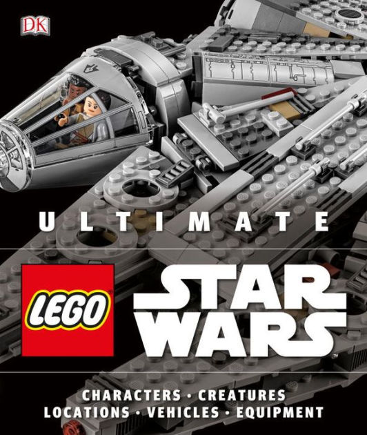 Booko: Comparing prices for Ultimate Lego Star Wars: Characters ...