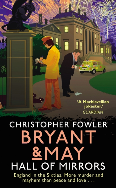 Bryant & May – Hall of Mirrors: (Bryant & May Book 15)