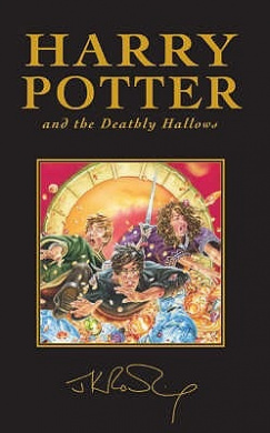 Harry Potter and the Deathly Hallows special edition by J.K. Rowling, ISBN: 9780747591078