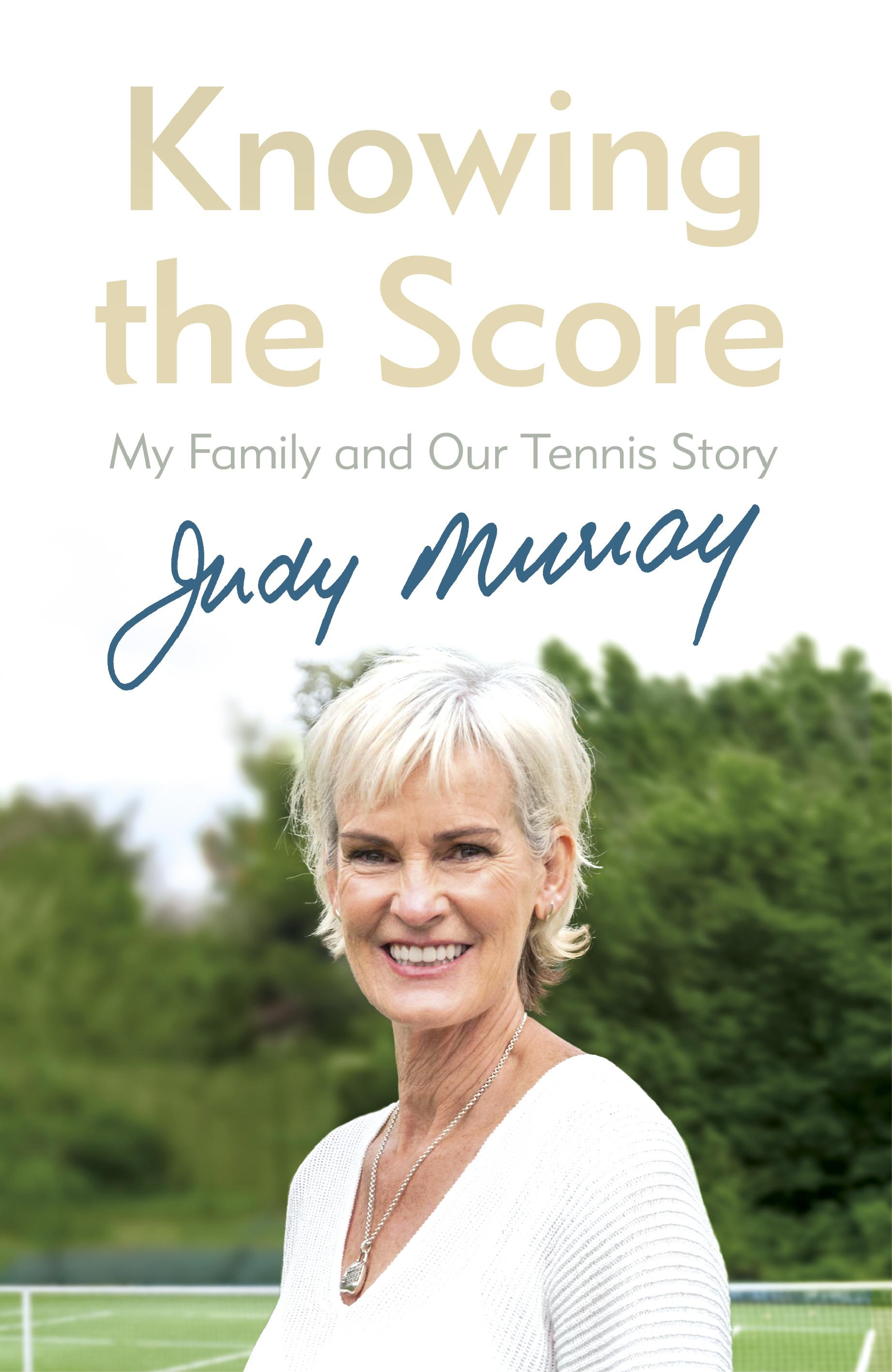 Memoir by Judy Murray, ISBN: 9781473548428