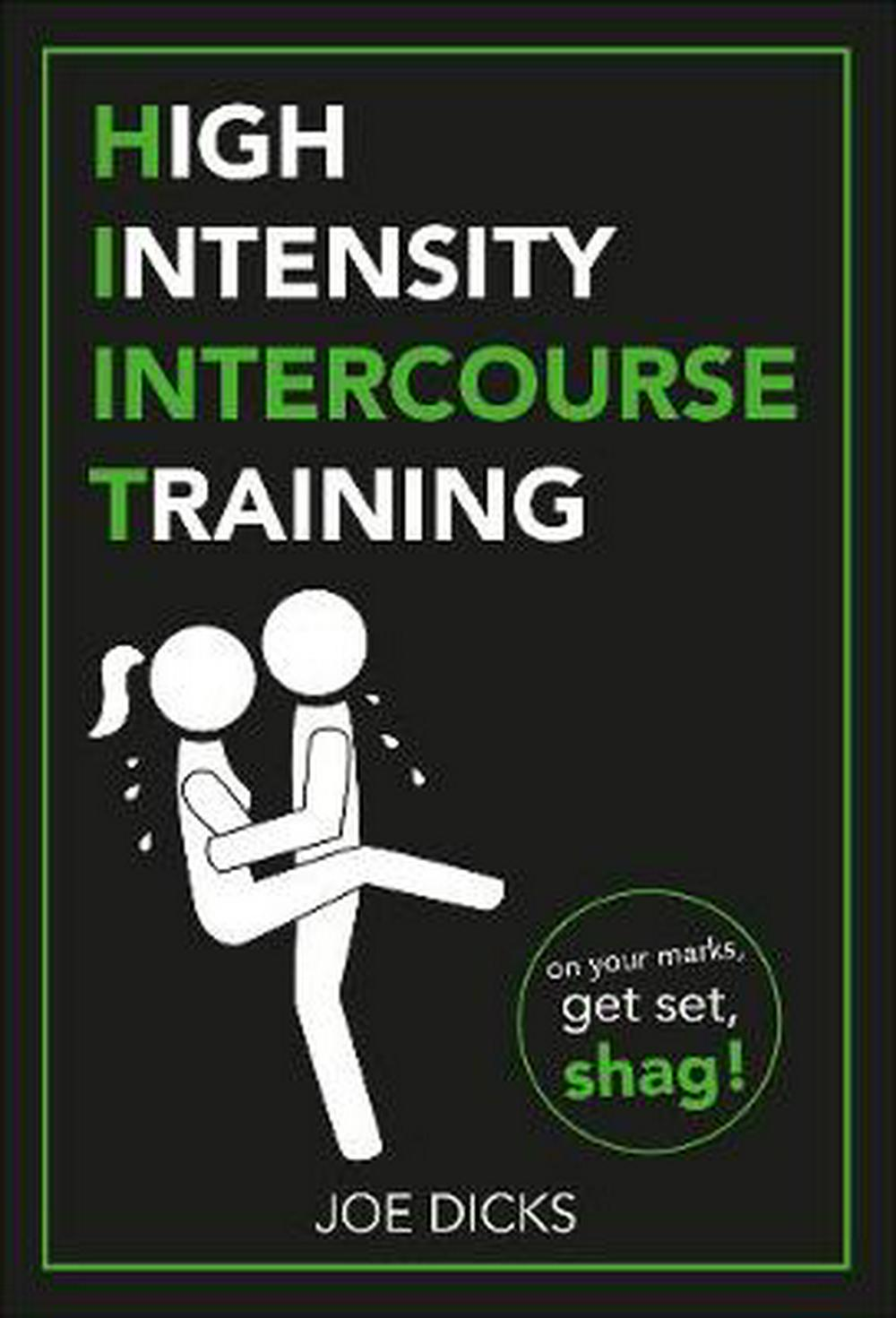 HIIT: High Intensity Intercourse Training