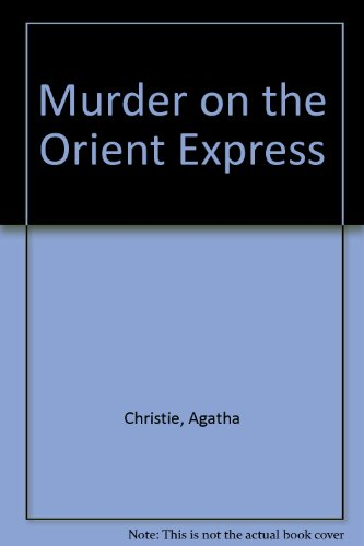 f4478828119 Booko  Comparing prices for Murder on the Orient Express