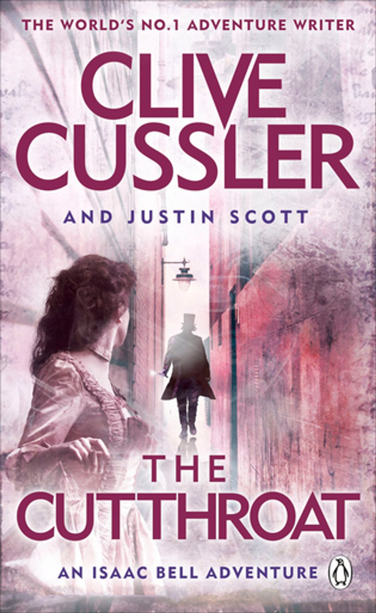 The Cutthroat by Clive Cussler, Justin Scott, ISBN: 9781405927666