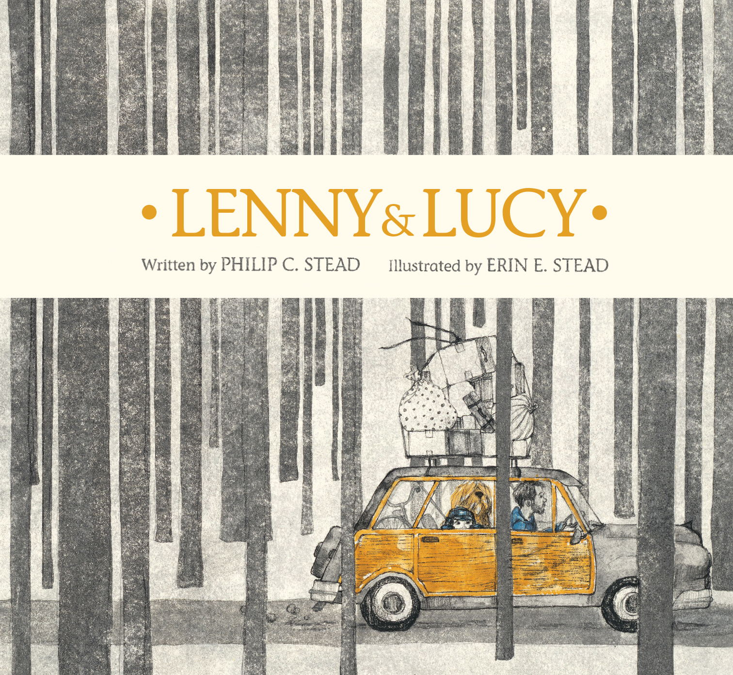 Lenny and Lucy by Philip C. Stead, Erin E. Stead, ISBN: 9781760292119