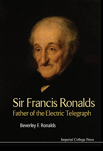 Sir Francis RonaldsFather of the Electric Telegraph