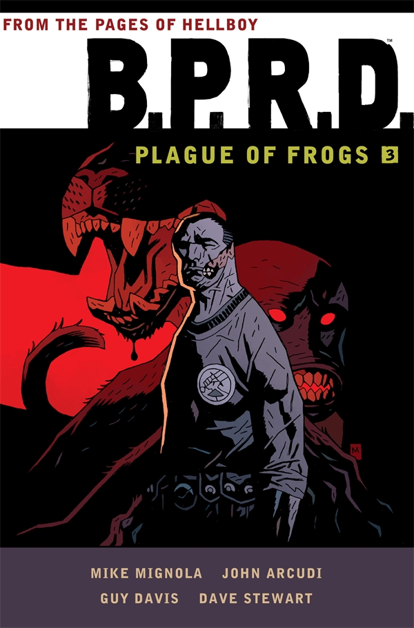 B.P.R.D.: Plague Of Frogs Hardcover Collection Volume 3 by Mike Mignola, ISBN: 9781595828606