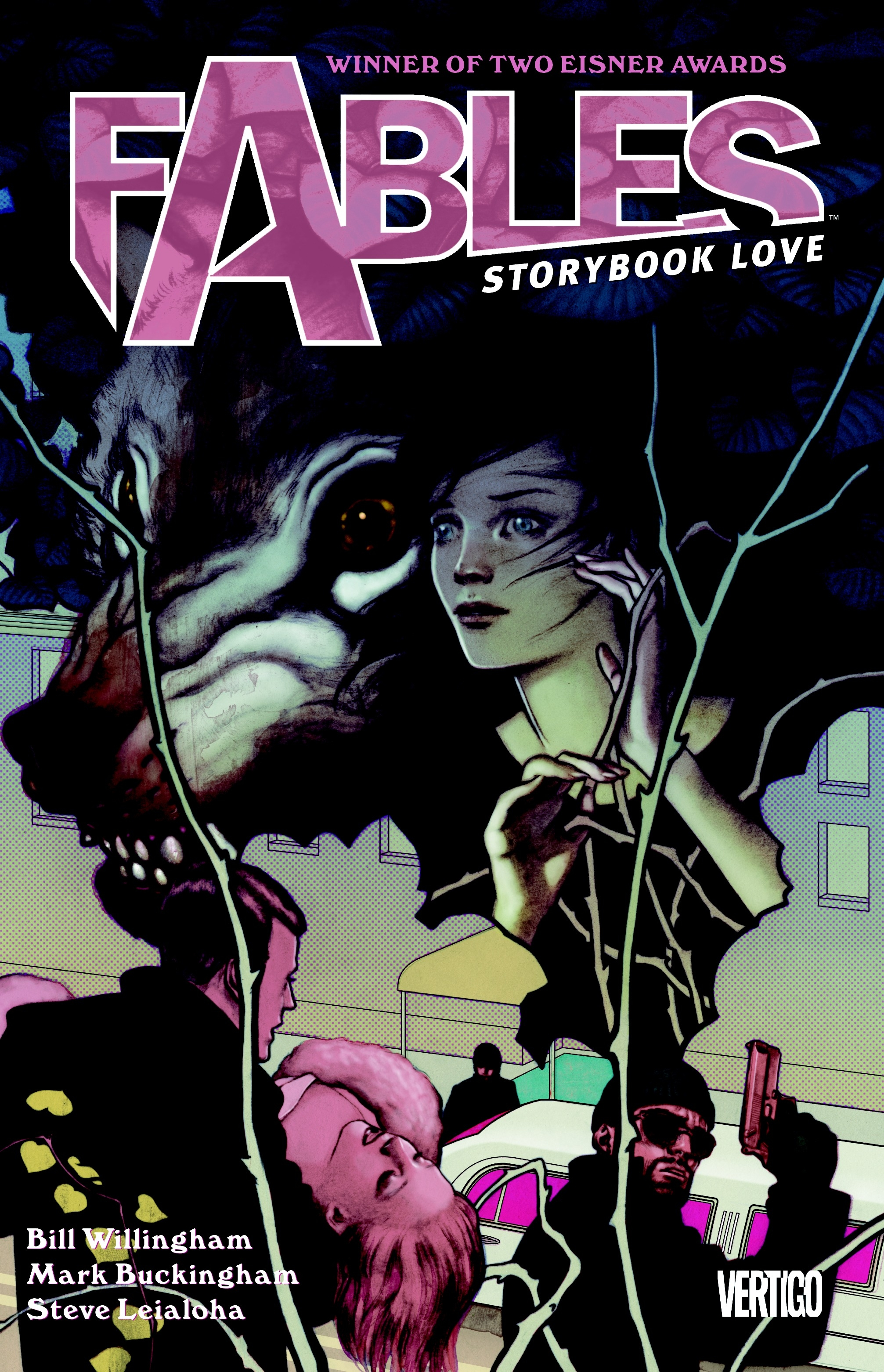Fables: Storybook Love - Vol 03 by Bill Willingham, ISBN: 9781401202569