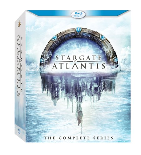 Stargate Atlantis: The Complete Series [Blu-ray] by Unknown, ISBN: 0883904245254