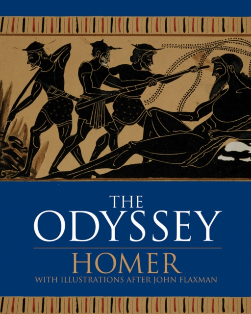 the many essential emotions that help to shape a person in the odyssey by homer Manguel's biography of homer's iliad and odyssey is a fascinating survey of the influence of these works on subsequent literature (not only the direct line that leads to vergil, dante, chaucer, shakespeare, joyce, etc, but also some fascinating byways.
