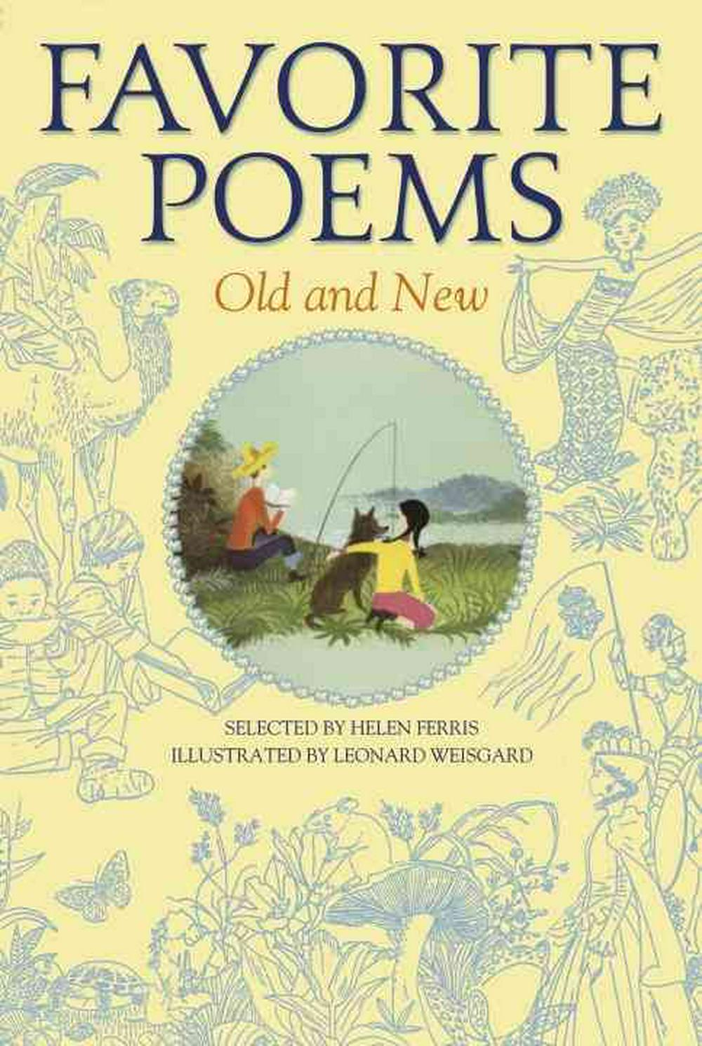 Favorite Poems, Old and New, Selected for Boys and Girls