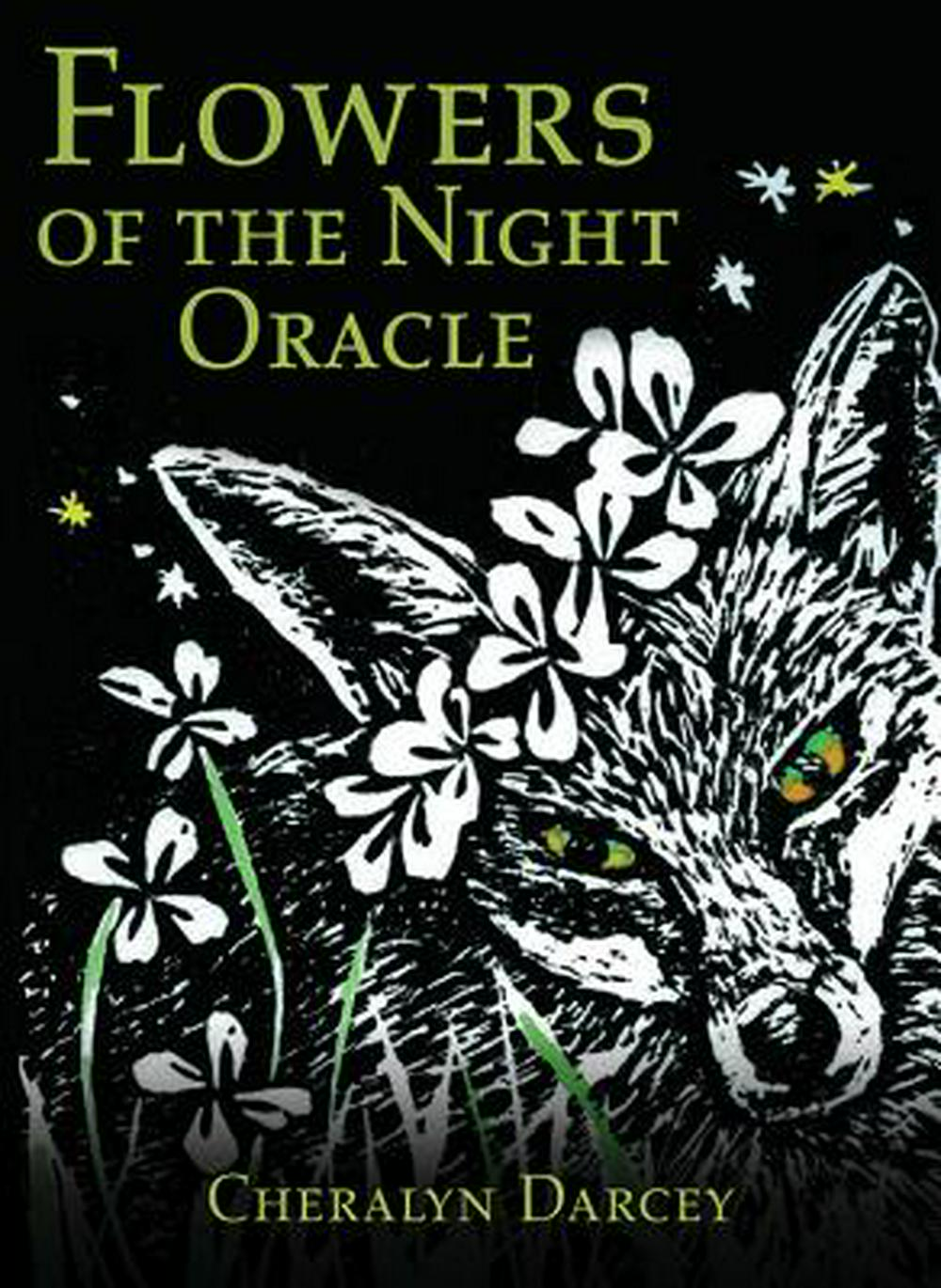 Flowers Of The Night OracleReading Cards Series