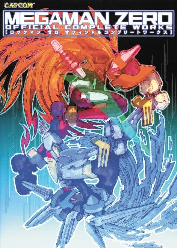 Megaman Zero Official Complete Works by Hayashi, Michelle Kirie, ISBN: 9781897376010