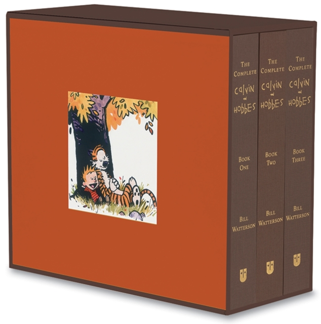 The Complete Calvin and Hobbes by Bill Watterson, ISBN: 9780740748479