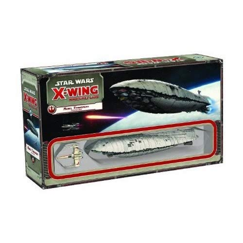 Star Wars X-Wing: Rebel Transport Expansion Pack