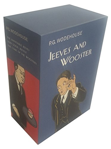 JEEVES 1 Box Set