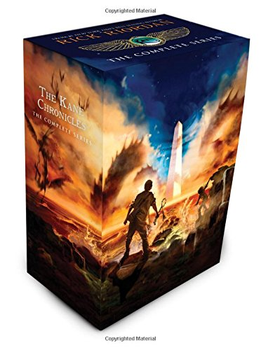 The Kane Chronicles Box Set