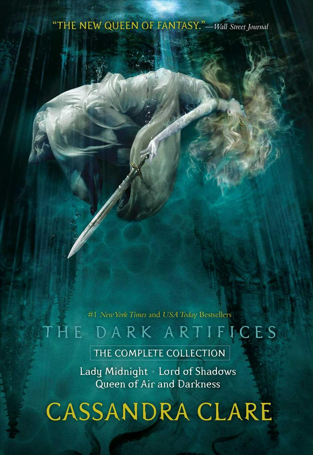 The Dark Artifices: Lady Midnight; Lord of Shadows; Queen of Air and Darkness