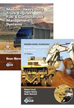 Bundle: Medium/Heavy Duty Truck Engines, Fuel & Computerized Management Systems + Modern Diesel Technology: Heavy Equipm