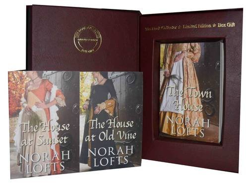 Norah Lofts, Suffolk House Trilogy Collection: Town House, the House at Old Vine & the House at Sunset