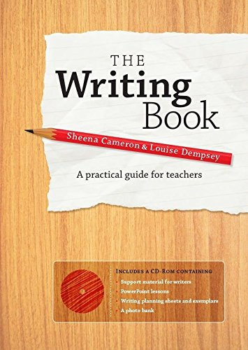 The Writing Book by Sheena Cameron, Louise Dempsey, ISBN: 9780473236878
