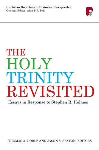 Holy Trinity Revisited the