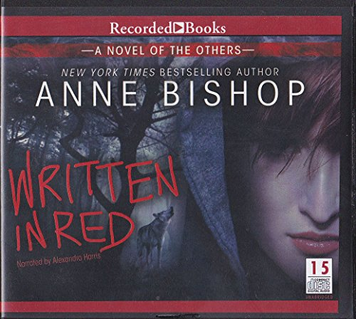WRITTEN IN RED A Novel of the Others - Anne Bishop Unabridged Audio CD
