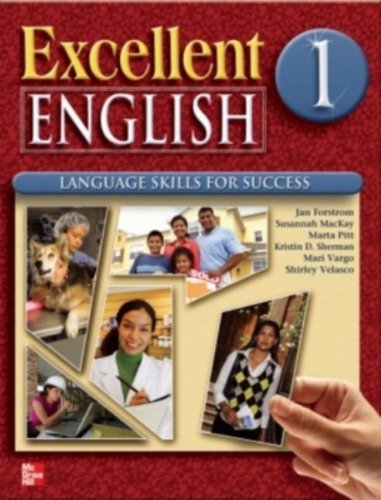 Excellent English Level 1 Student Book with Audio Highlights and Workbook Audio CD Pack by Susannah MacKay, ISBN: 9780078052002