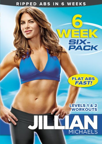 Jillian Michaels: 6 Week Six-Pack by Unknown, ISBN: 0003139812513