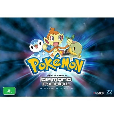 Pokemon - Diamond & Pearl Generation : Limited Collector's Edition