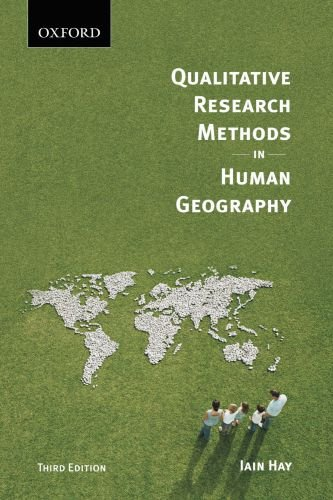 qualitative research in geography an overview Qualitative quantitative definitions a systematic subjective approach used to describe life experiences and give them meaning a formal, objective, systematic process for obtaining information about the world a method used to describe, test relationships, and examine cause and effect.