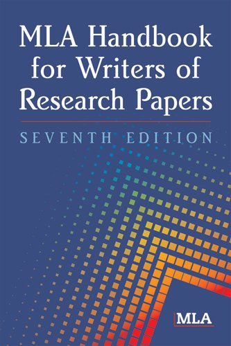 books for writing research papers