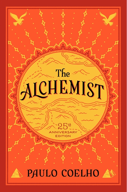 The Alchemist by Paulo Coelho, ISBN: 9780062315007