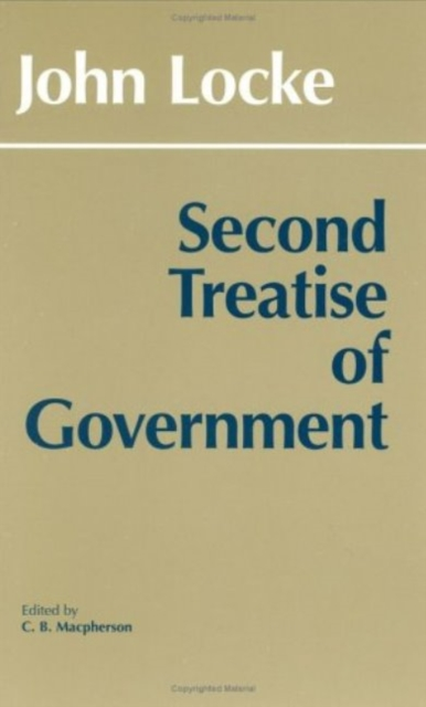 a comparison of the definition of reason in the second treatise of civil government by john locke an Must notice how much more civil locke's state of nature  version of locke's two treatises of government,  what protects locke's second treatise from the.