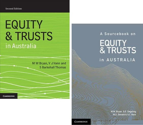 EQUITY AND TRUSTS IN AUS BUNDLE 2