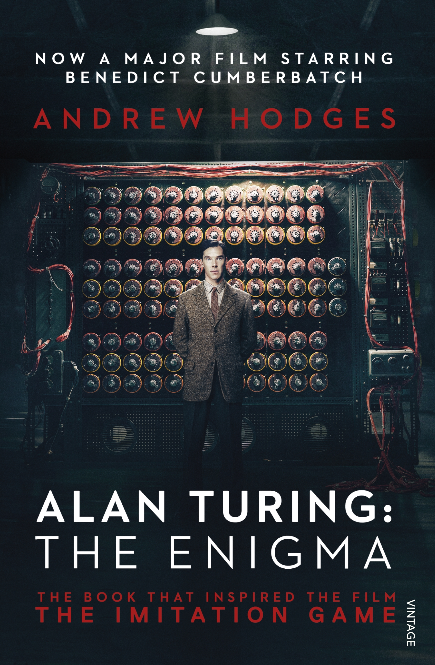 Cover Art for Alan Turing: The Enigma, ISBN: 9781784700089