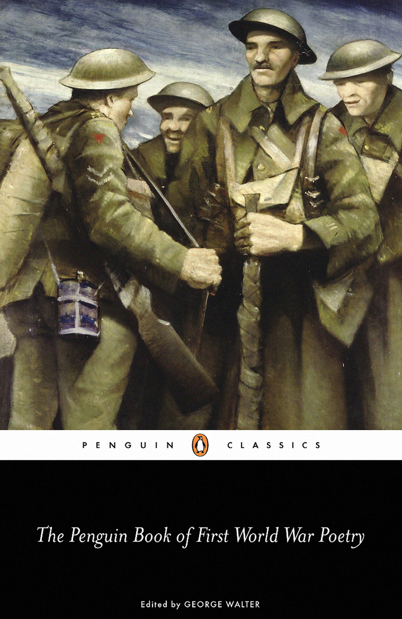 The Penguin Book of First World War Poetry