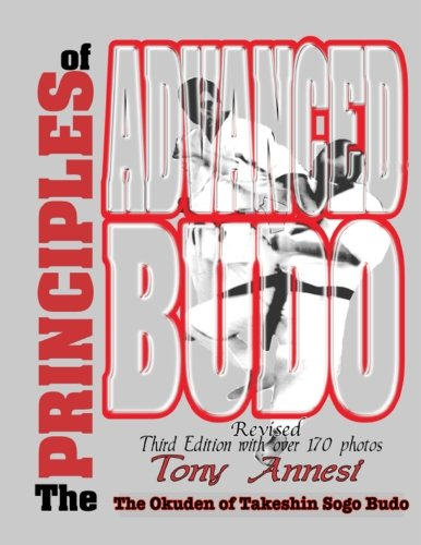 The Principles of Advanced Budo: The Okuden of Takeshin Sogo Budo