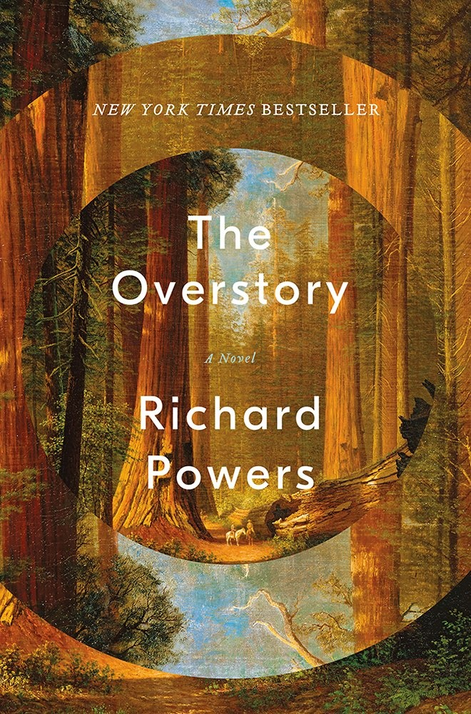 The Overstory by Richard Powers, ISBN: 9780393635522