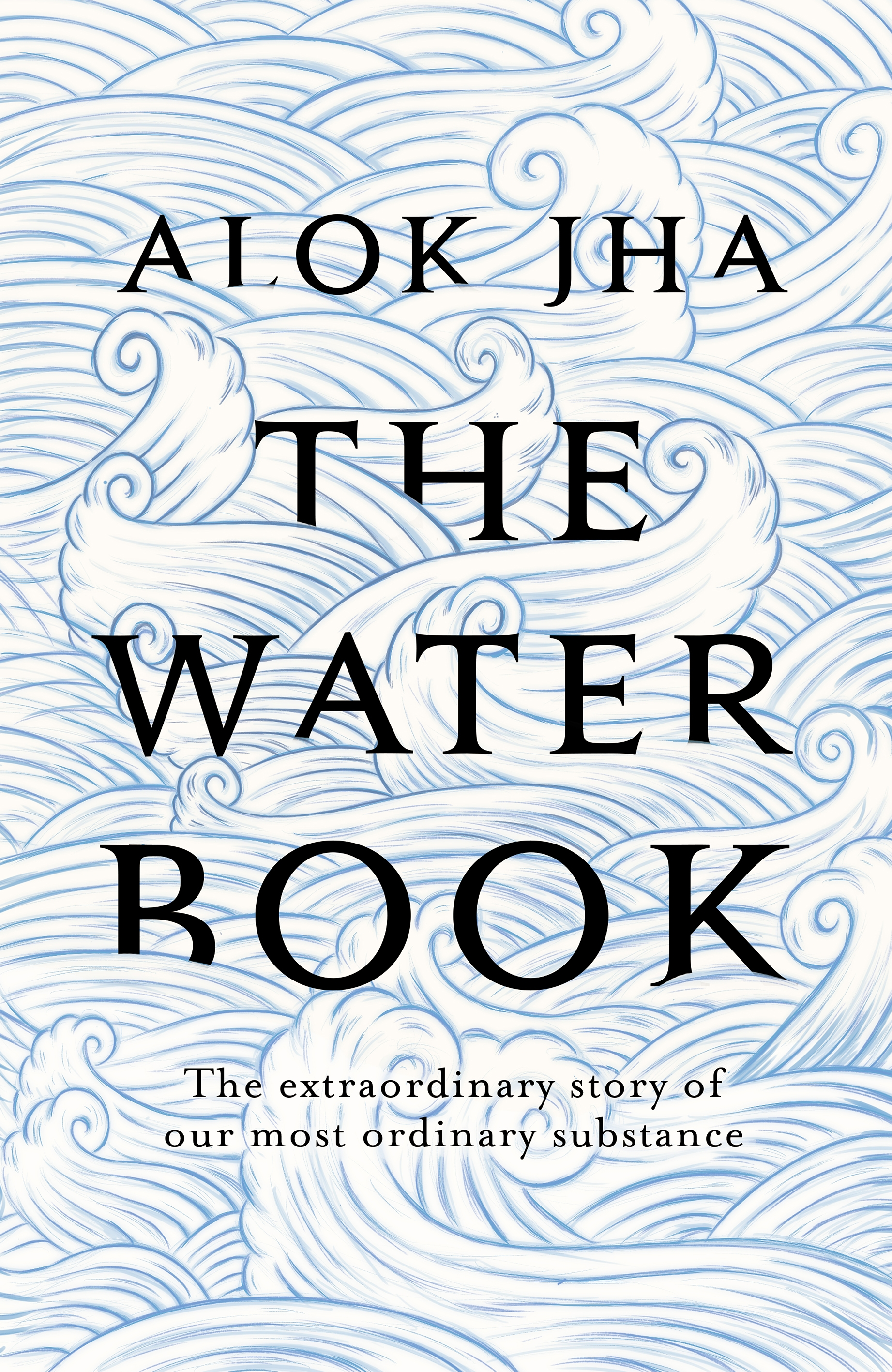 Cover Art for The Water Book, ISBN: 9781472209559