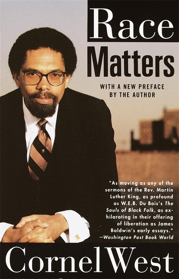 race matters cornel west essays