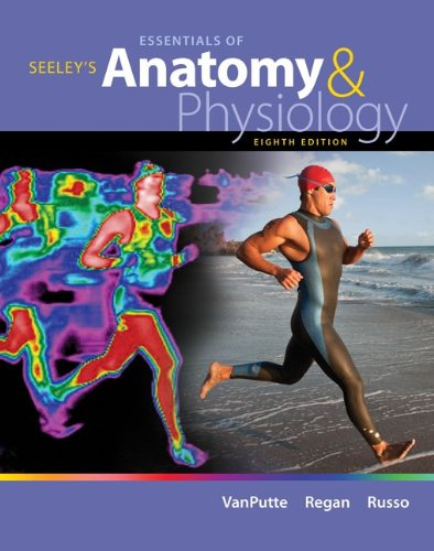 Booko: Comparing prices for Combo: Seeley\'s Essentials of Anatomy ...
