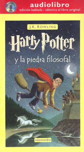 Harry Potter Y La Piedra Filosofal by J. K. Rowling, ISBN: 9788478888528