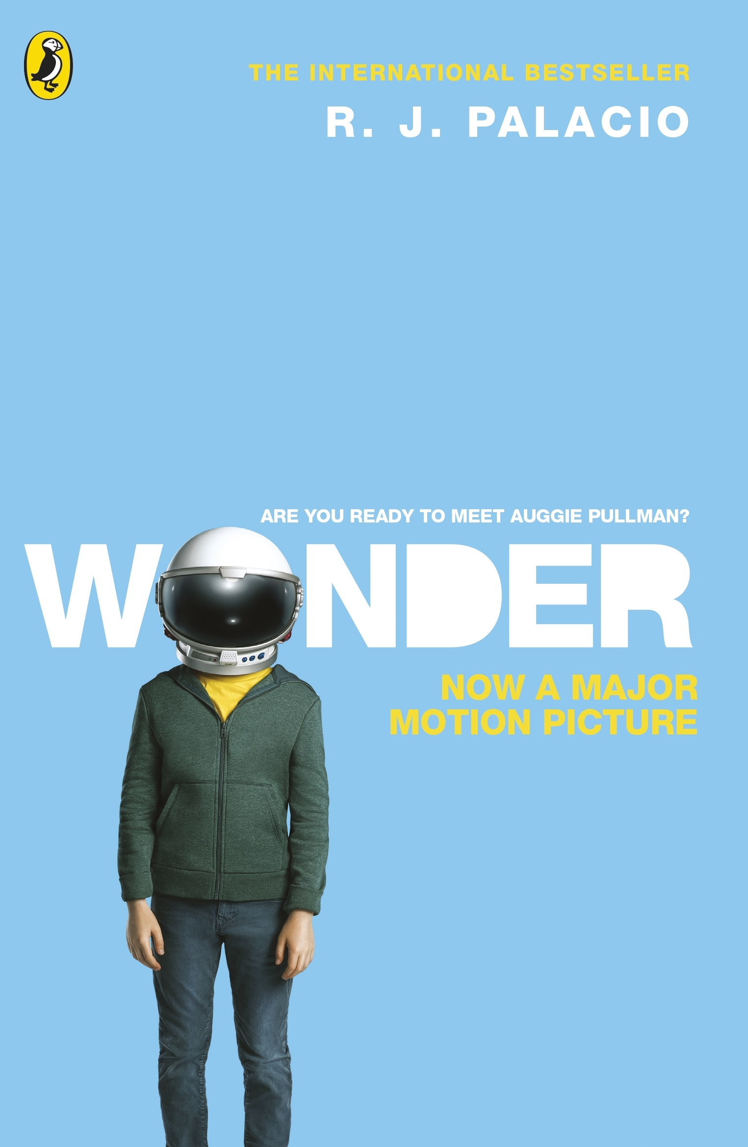 Wonder by R J Palacio, ISBN: 9780141378244