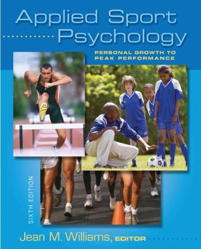 sport psychology thesis Graduate study in sport and exercise psychology addresses how social and psychological factors influence participation and performance in physical activity, as well as how involvement in physical activity influences the psychological make-up of the individual.