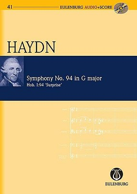 Symphony No. 94 in G Major: Eulenburg Study Score