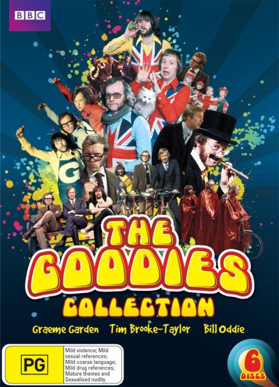 The GoodiesCollection (6 Discs)