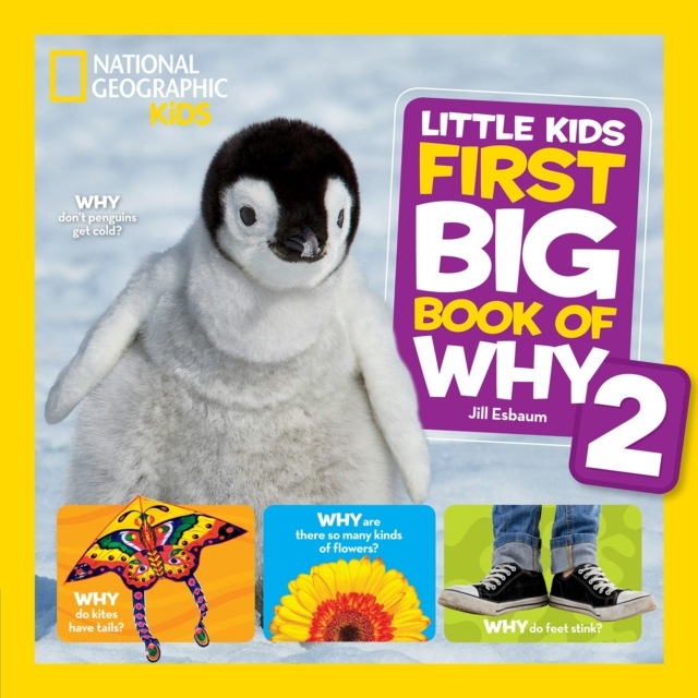 National Geographic Little Kids First Big Book of Why: 2
