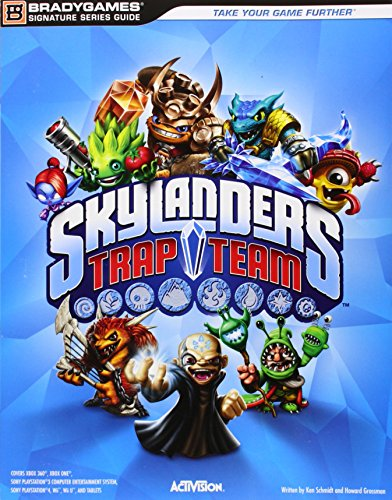 SKYLANDERS TRAP TEAM SIGNATURE SE