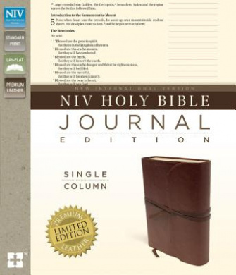 NIV Holy Bible by Zondervan Publishing, ISBN: 9780310443681