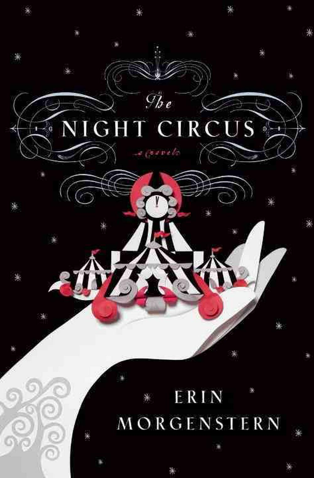 The Night Circus by Erin Morgenstern, ISBN: 9780385534635